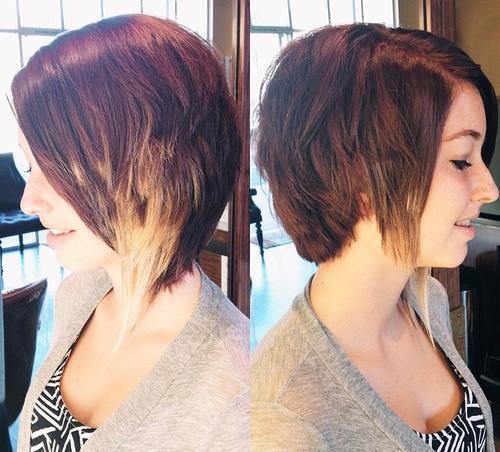 11-shaggy-two-tone-haircut