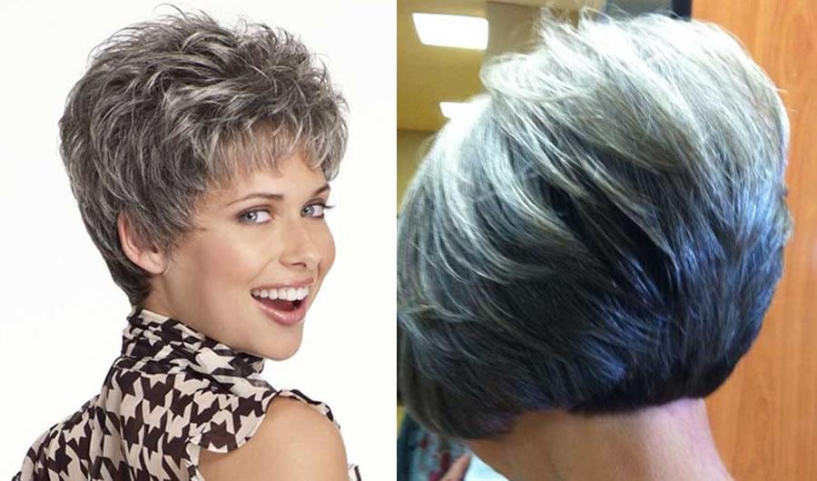 Tagli per capelli corti e mossi