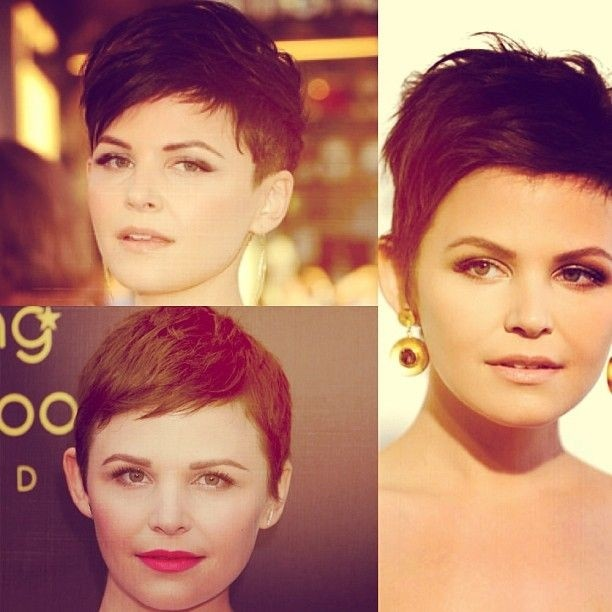 Lovely-Pixie-Cuts-for-Round-Face-Shape