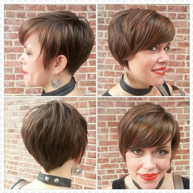 Most-Popular-Short-Hairstyle-for-Women