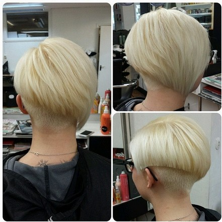 Pretty-Short-Hairstyle-for-Blonde-Hair