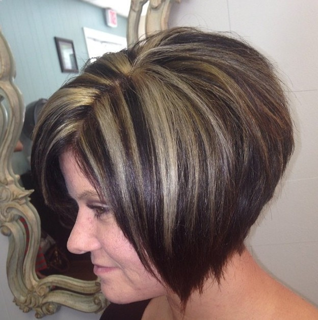 Sexy-Short-Bob-Hairstyle-for-Women