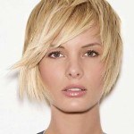 Short-Bob-Hairstyles-with-Side-Swept-Bangs