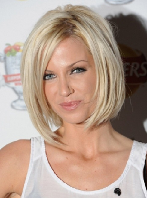 Short-Straight-Bob-Hairstyle-2014