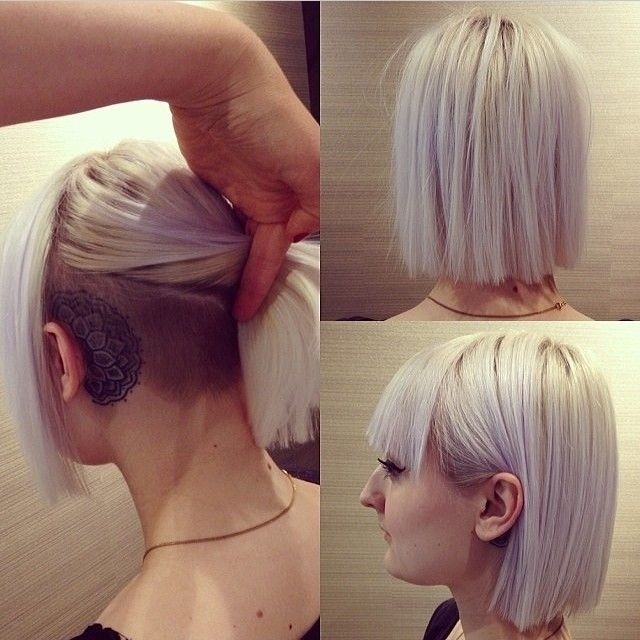 Stylish-Blunt-Bob-Haircut-Short-Straight-Hairstyles-for-Thick-Hair