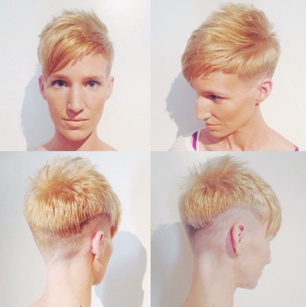 Stylish-Short-Haircut-with-Side-Swept-Bangs