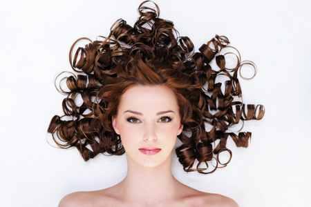arriccia capelli