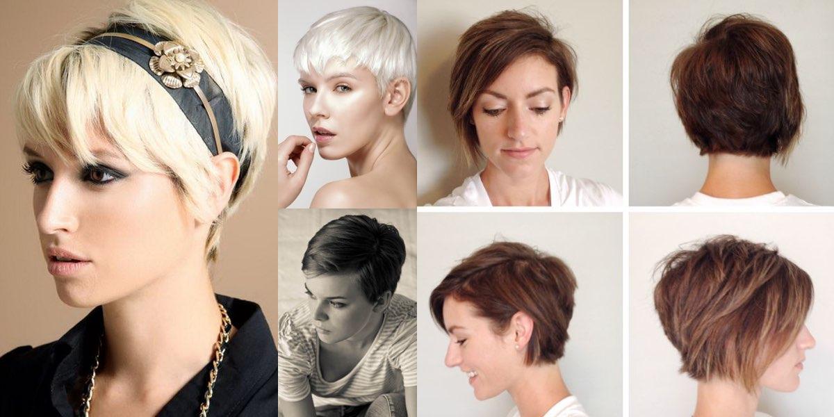 Tagli capelli corti viso lungo 2019