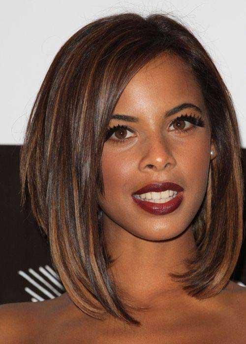 Tagli capelli corti donne di colore