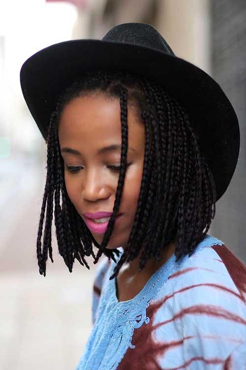 Taglio bob per ragazze di colore Black-Girl-Bobs-Hairstyles1