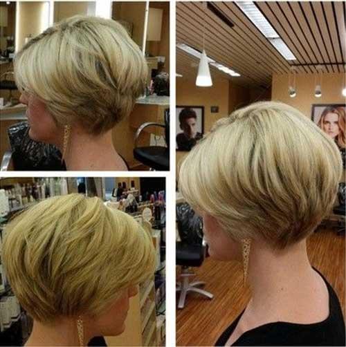 Bob-Pretty-Short-Blonde-Hair