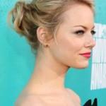 Emma-Stone-Updo-Hairstyles