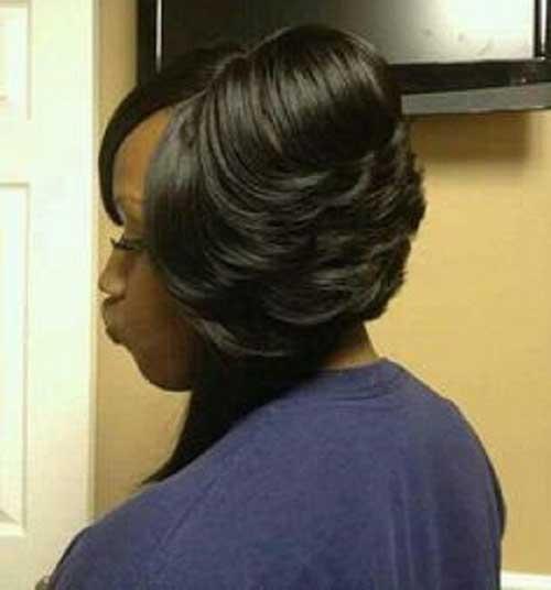 Taglio bob per ragazze di colore Layered-Black-Bob-Hair1
