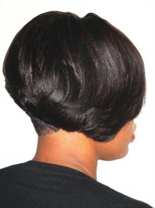 Taglio bob per ragazze di colore Layered-Bob-African-American-Hair1