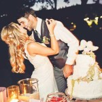 Loose-Curls-Half-Updo-Wedding