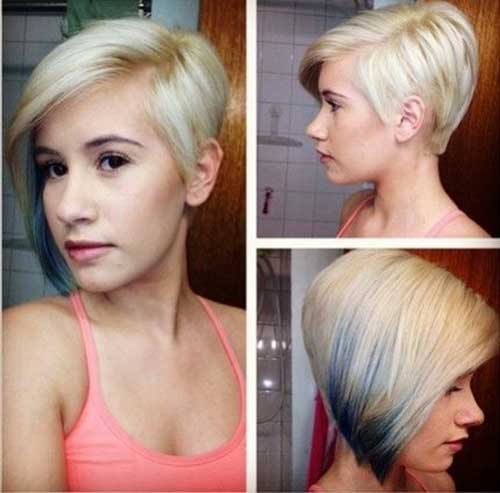 Pretty-Blonde-Short-Haircuts