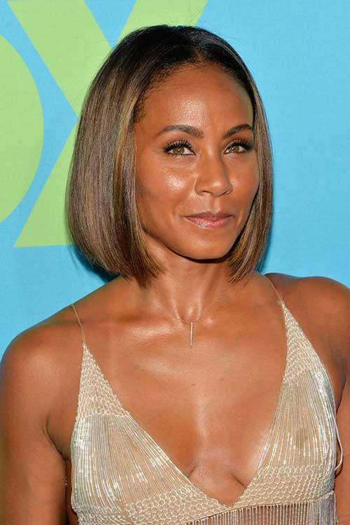 Taglio bob per ragazze di colore Short-Bob-Hairstyles-for-Black-Women
