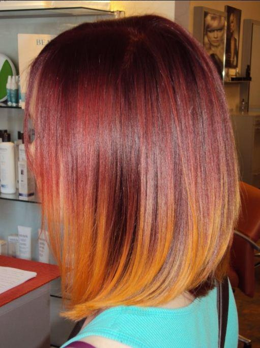 orange-red-ombre-hair-color