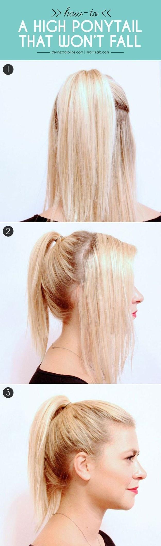 code di cavallo perfette perfect-ponytails45
