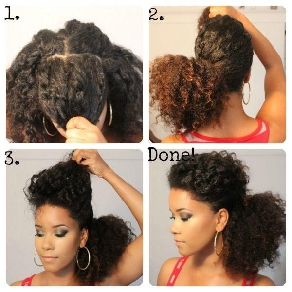 Come fare la coda con i capelli corti