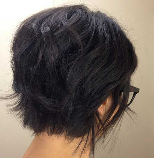 Dark-Short-Bob-Cut
