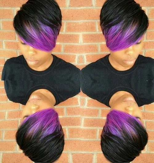Taglio di capelli corti e colore Hair-Color-for-Short-Hair