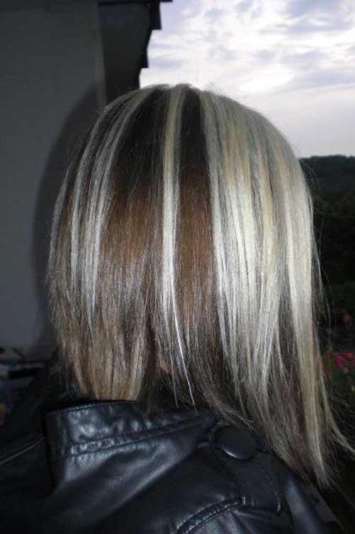 Taglio di capelli corti e colore Hair-Colours-for-Short-Hair