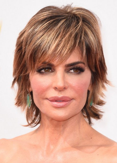 Lisa-Rinna-Short-Choppy-Haircut-Getty-Images