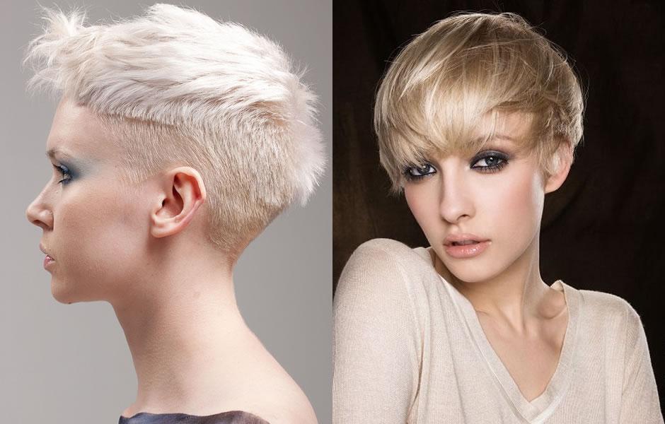 Ben noto 43 tagli di capelli corti moderni per l'inverno e non solo! EK63