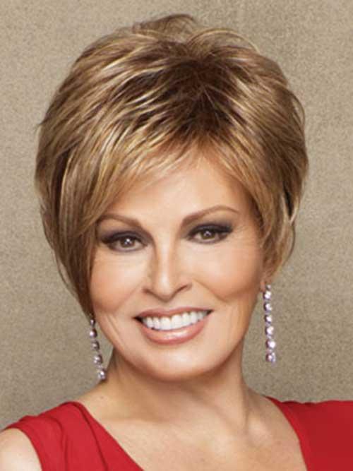 Tagli capelli per donne di 60 anni