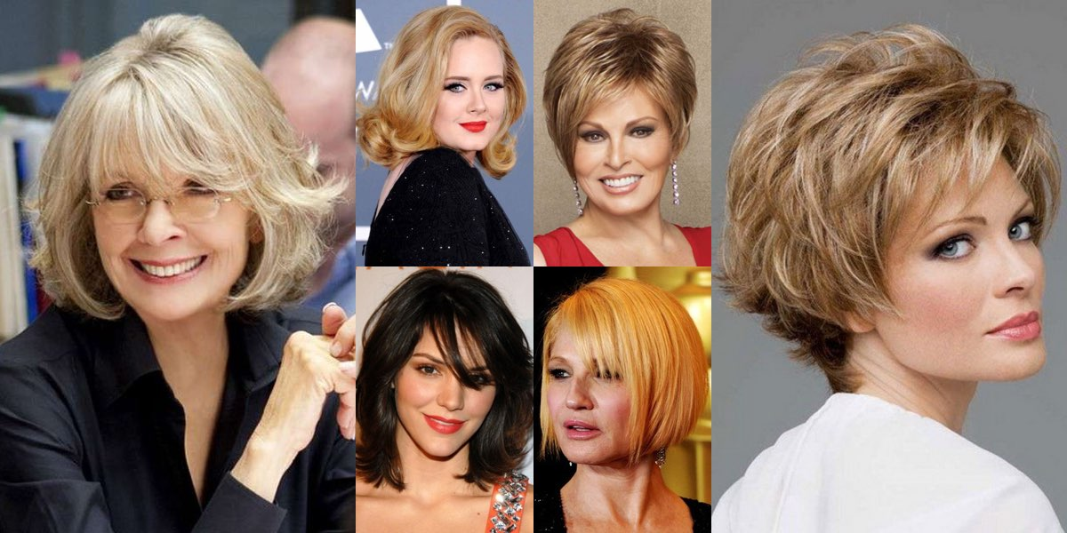 Tagli di capelli corti donne cinquantenni