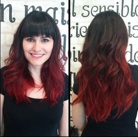 26 nuove stupende idee per i tuoi capelli rossi 1112