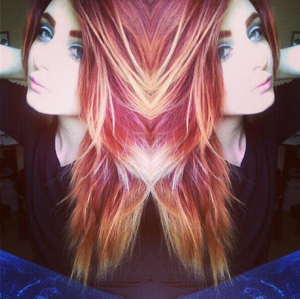 26 nuove stupende idee per i tuoi capelli rossi 126