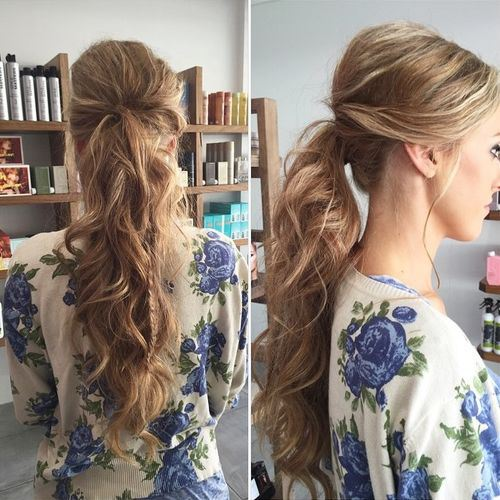 code di cavallo disordinate 13-curly-pony-for-ultra-long-hair