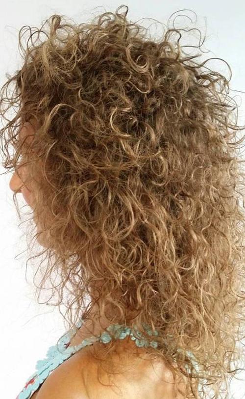 permanente capelli ricci