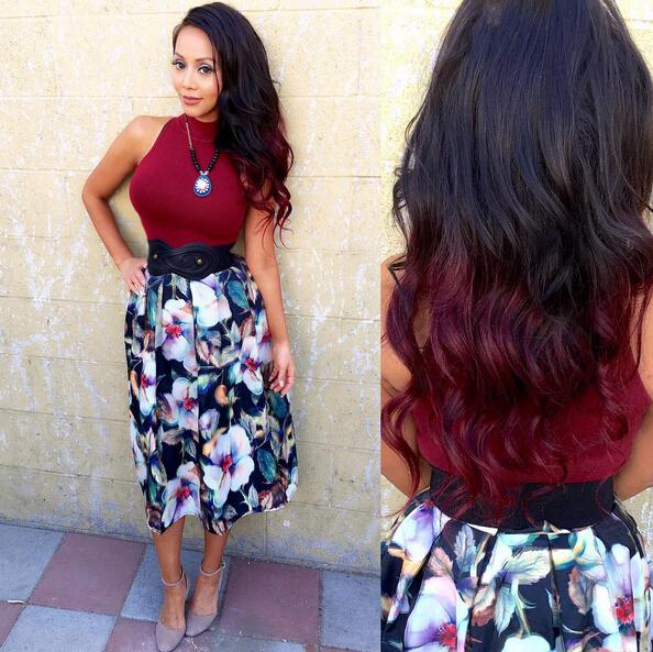 26 nuove stupende idee per i tuoi capelli rossi
