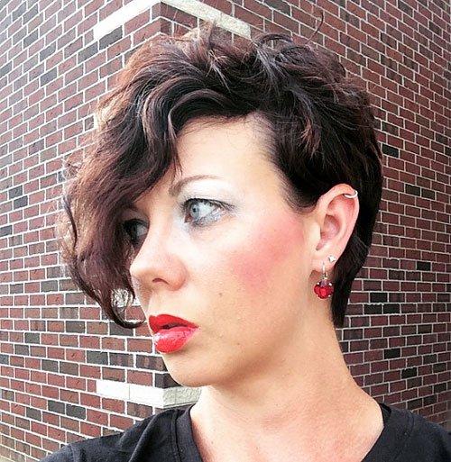 tagli pixie ricci 15-for-thick-hair