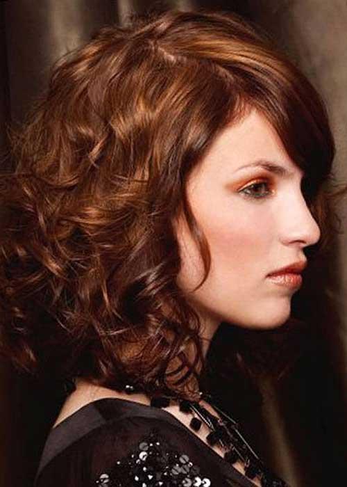 Stili di capelli ricci