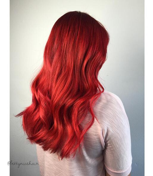 26 nuove stupende idee per i tuoi capelli rossi 203