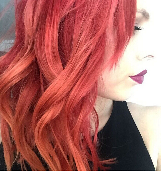 26 nuove stupende idee per i tuoi capelli rossi 222