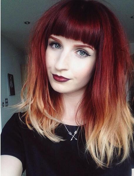 26 nuove stupende idee per i tuoi capelli rossi 232