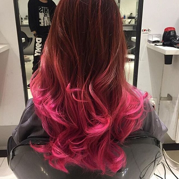 Idee per capelli rossi 39
