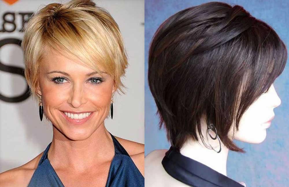 Amato 50 migliori tagli di capelli corti selezionati per te! PL04