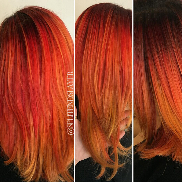 26 nuove stupende idee per i tuoi capelli rossi 77