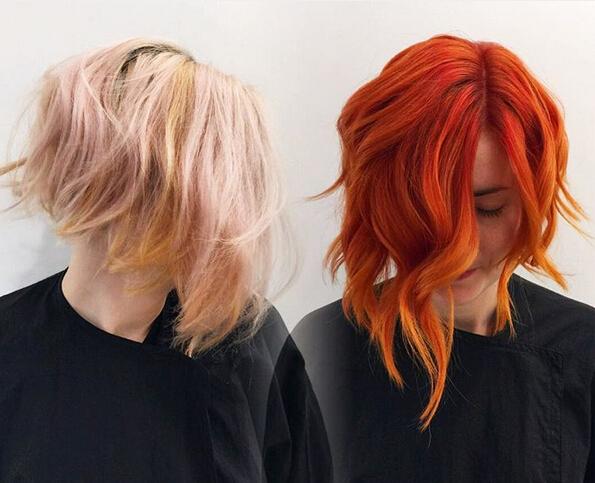 26 nuove stupende idee per i tuoi capelli rossi 85