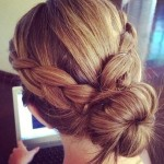 Double-Braided-Bun-Hairstyle