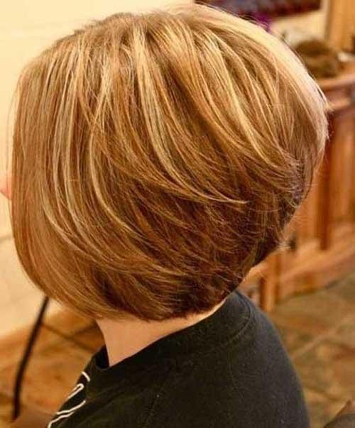 Layered-Short-Hair