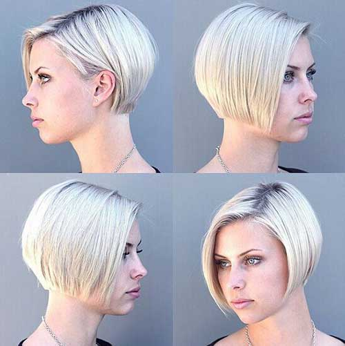 Layered-Short-Haircuts