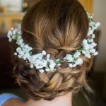 Nice-Braided-Updo-with-Flowers