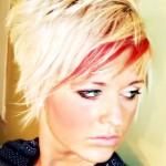 Platinum-Blond-Pixie-Haircut